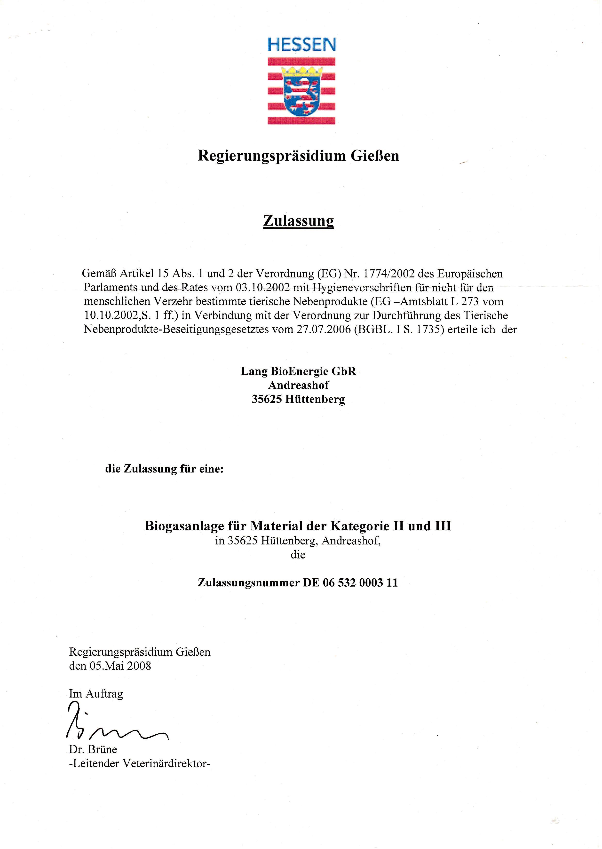 Zulassung_Zertifikat